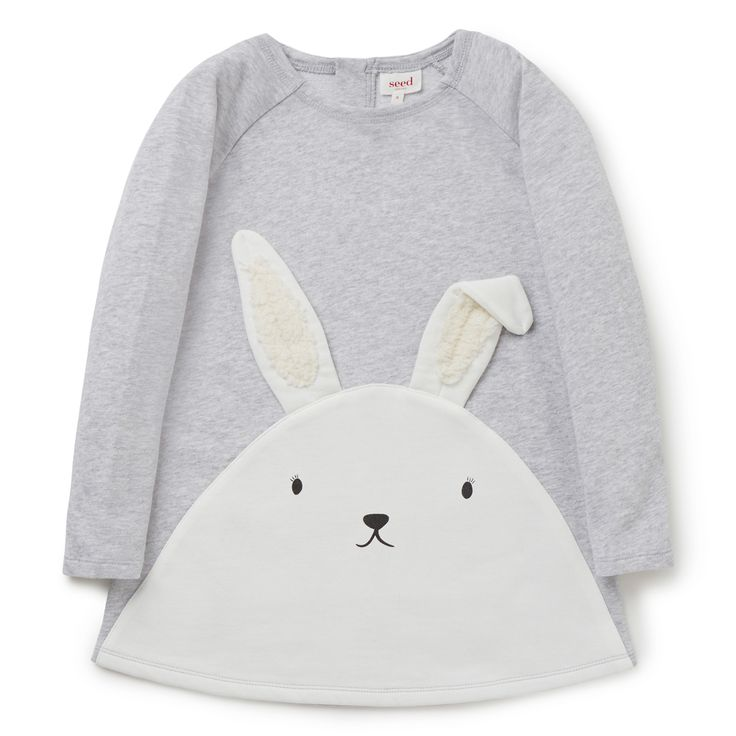 Bunny Sweater Dress. #seed #seedheritage #child