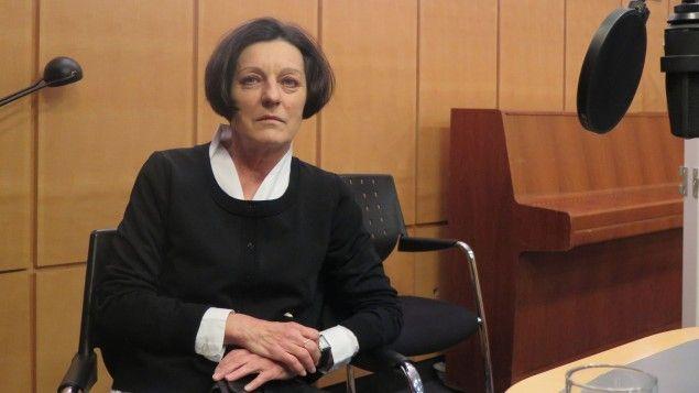 Nobelpreisträgerin Herta Müller zu Gast bei Deutschlandradio Kultur