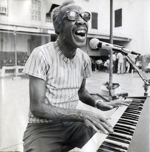 Professor Longhair music is like water to us.