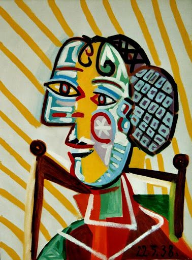 an analysis of cubism in picasso by ee cummings Cummings and cubism edward estlin 'e e' cummings was something of a rock-n-roll poet, writing verse that was both avant-garde and accessible, erotic and erudite cummings was profoundly influenced by the art world.