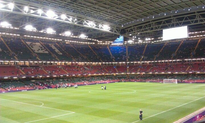 Estadio Millennium Stadium en Cardiff