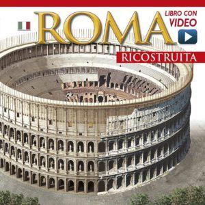 Los monumentos de la Roma antigua reconstruidos en láminas de alta calidad. El Coliseo, la Domus Aurea, el Foro Romano, la Basílica de Majencio…, en imágenes donde podemos observar el estado en el que se encuentran hoy en día y a continuación, superponiendo una transparencia, el aspecto que presentaron en su momento de gran esplendor. Impresionantes contrastes y testimonio de toda una época. Incluye DVD.