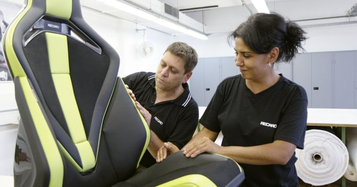 Recaro Sport Seat Platform