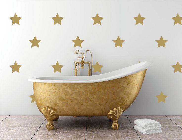 Gold Star Wall Decor: 17 Best Ideas About Metal Stars On Pinterest