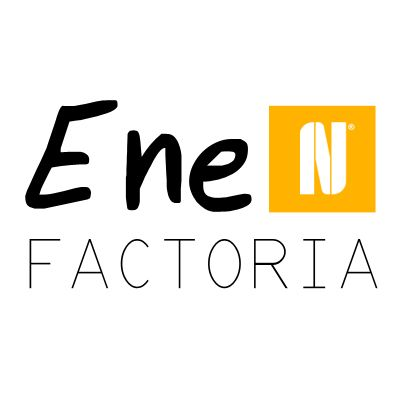 Factoría ENE es el laboratorio creativo de la Red de Servicios de NetSite Services. Redes sociales: https://twitter.com/factoria_ene https://www.facebook.com/pages/Factoria-ENE/136313549774410