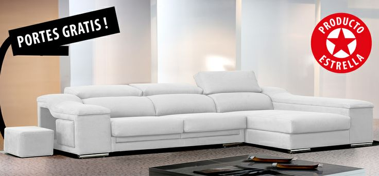 Sofa bologna 2 plazas chaiselongue casa pinterest for Divatto on line
