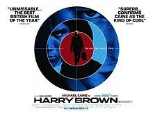 2009 starring Michael Caine - The story follows Harry Brown, a widowed Royal Marines veteran, who had served in Northern Ireland, living on an Elephant and Castle housing estate that is rapidly descending into youth crime. Harry fights fire with fire after a friend is murdered.