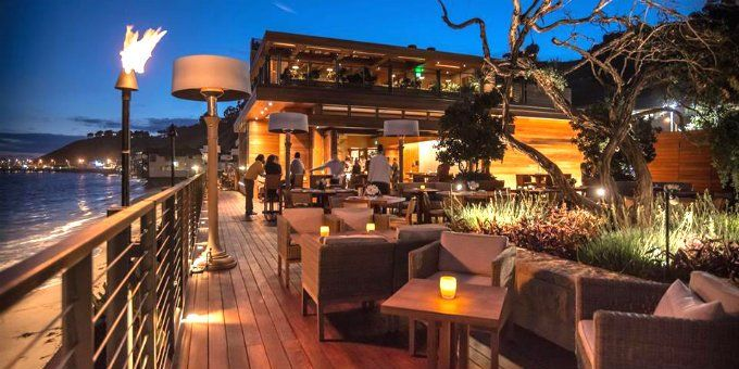 Nikita Malibu For The View La S 17 Hottest New Restaurants Fall