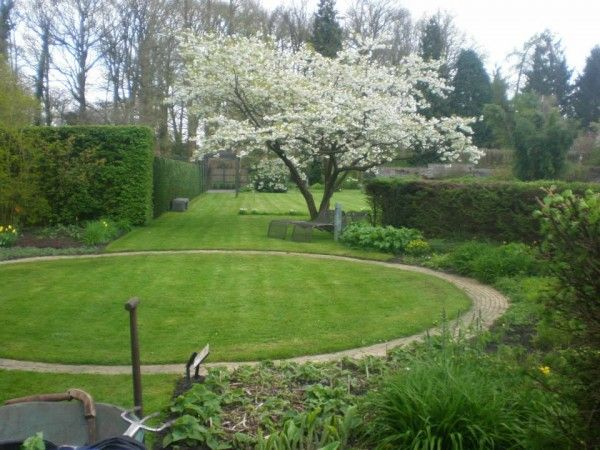 i would love to have a circle in the south field maybe off in one landscape architecturelandscape designgarden