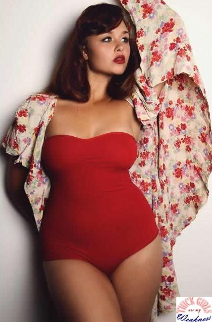 327 best images about Beautiful Curvy Women - Swimsuits on ...