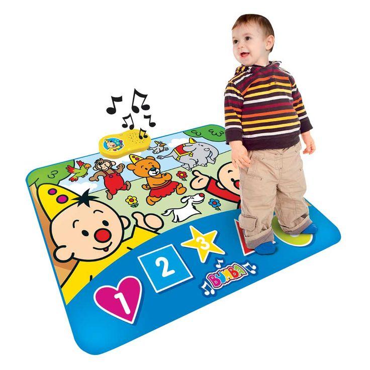 Interactieve Bumba speelmat | Blokker