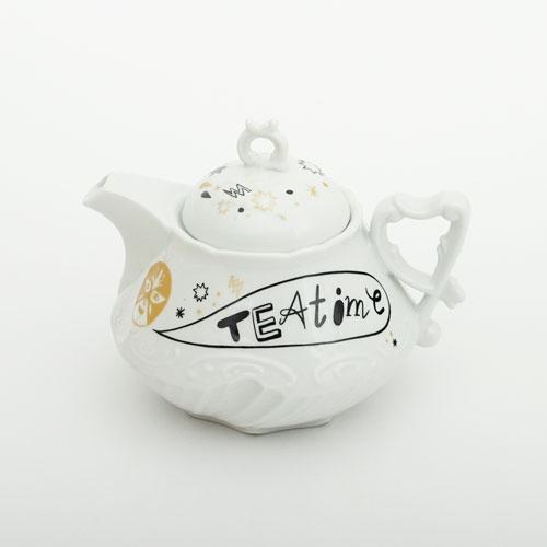HELLO GASSHOP / ティーポット(Tea Time)