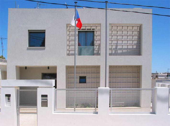 Rezidence velvyslance ČR v Tunisu
