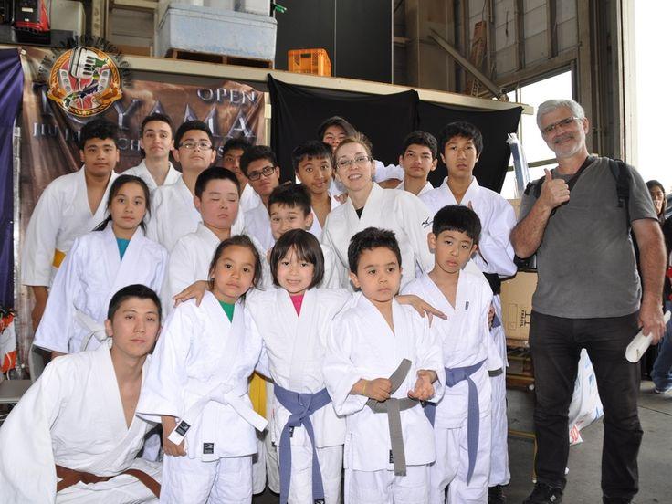 Narita Judo Club de Shiga participa da 3ª Expo Adi em Komaki, Aichi-ken. Foi realizada, nesta quinta-feira (4), a terceira edição da Expo Adi, evento que re