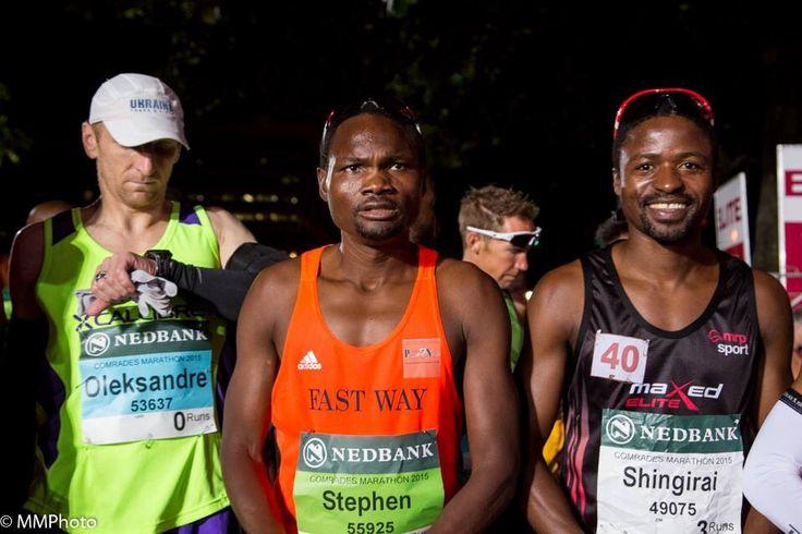 #Muzhingi #FastwayAC #comrades2015 #comradesmarathon2015 #Trurays#PoobieNaidooSports