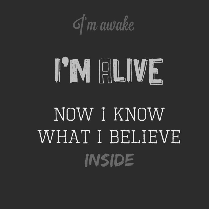 """Awake and Alive"" - Skillet"