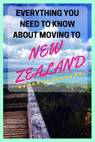 How to get a visa, choose a place to live, find a job, and get an apartment in New Zealand.