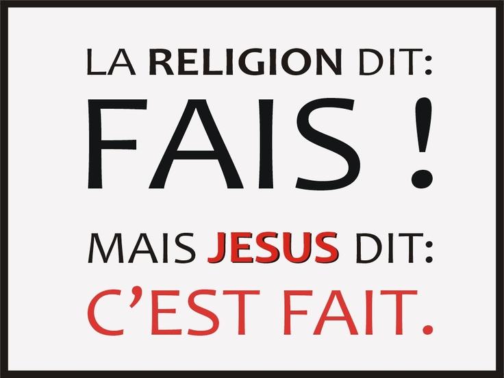 Religieux ou suiveur de Jésus?