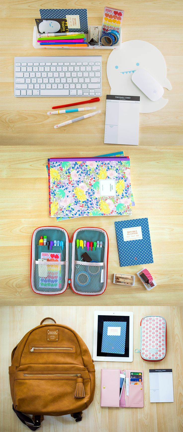 School just got a whole lot cuter! So many back-to-school must-haves at mochithings.com <3