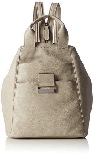 Oferta: 69.99€ Dto: -37%. Comprar Ofertas de GERRY WEBER Be Different Backpack - Bolso mochila  de piel sintética para mujer Gris gris claro (grey 801) 25x14x30 cm (B x H barato. ¡Mira las ofertas!
