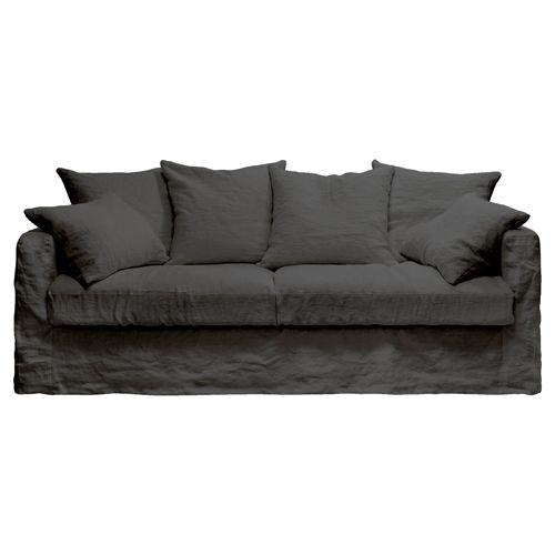 les 25 meilleures id es concernant canap en lin sur. Black Bedroom Furniture Sets. Home Design Ideas