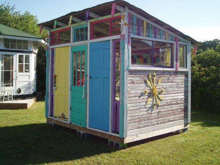 tiki decor garden office windows and doors garden sheds barn wood yard