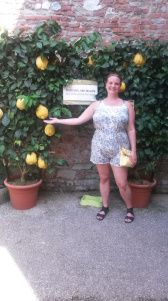 Really big lemons