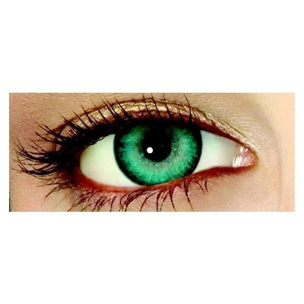 High Fashion Contact Lenses ❤ liked on Polyvore featuring beauty products, eyes, contacts and makeup