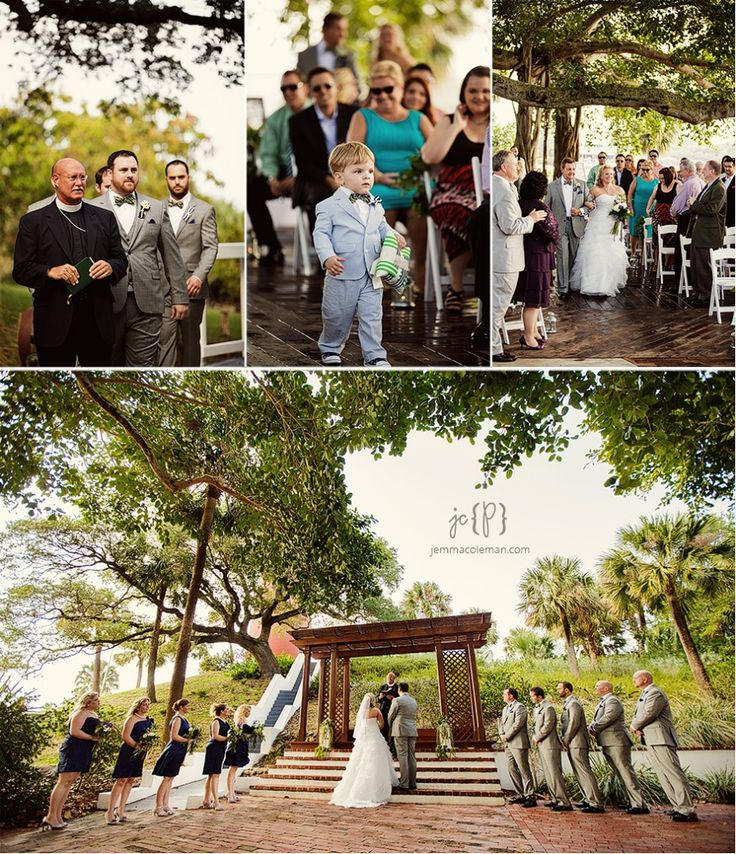 Jupiter Lighthouse Wedding Eastpointe Reception Ceremony South Florida Photographer Pinterest And