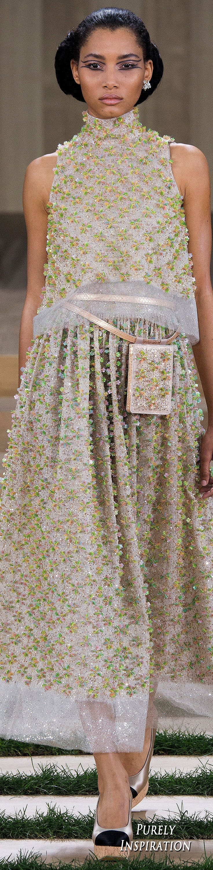 Chanel Spring 2016 Haute Couture | Purely Inspiration