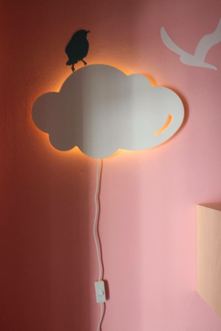 Puffy cloud, ambient lighting by petproject.gr