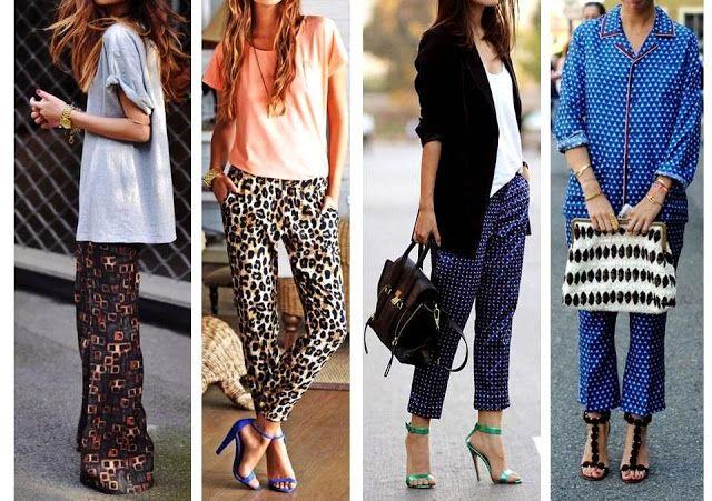 Carla Leyton Image Consulting: New post on the blog! Pigiami - Pijamas - Pyjamas