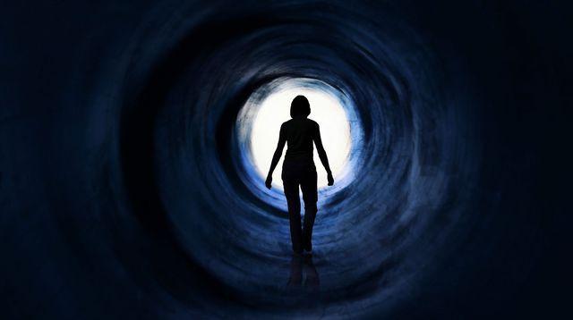 Vie après la mort: quand croire à l'au-delà aide à vivre..........DOCUMENT.........