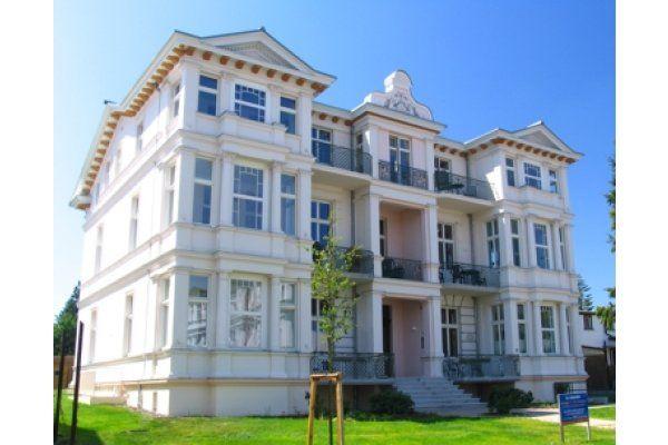Die Villa - Ferienwohnung in Ahlbeck mieten