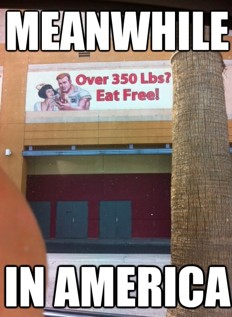 Meanwhile, in America | 50 Funniest Meanwhile, in America Meme Pics & Gifs