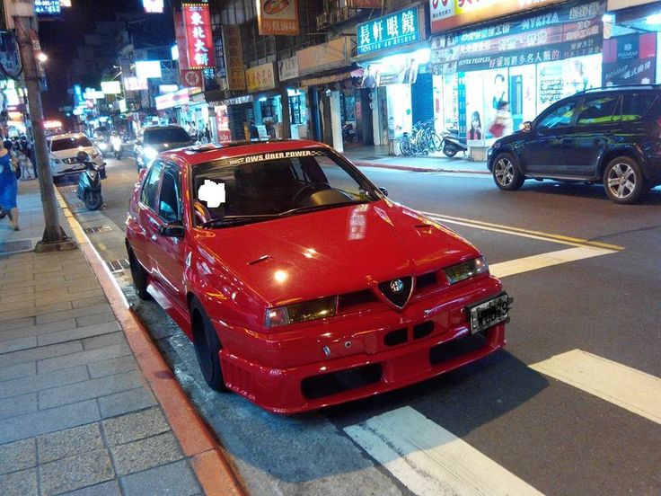81 best images about Alfa Romeo 155 GTA Stradale on Pinterest  The o\u002639;jays, Photos and The face