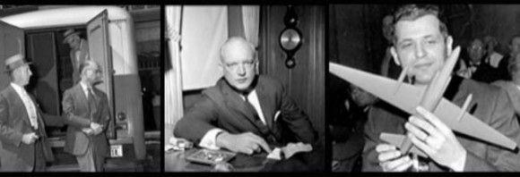 ¿El puente de los espías o el fin de una operación de la CIA? Por: Fabián Escalante  Rudolf Abel, James Donovan y F. Gary Powers.
