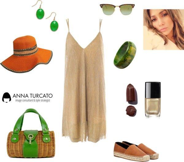 Greenery for Autumn Girl