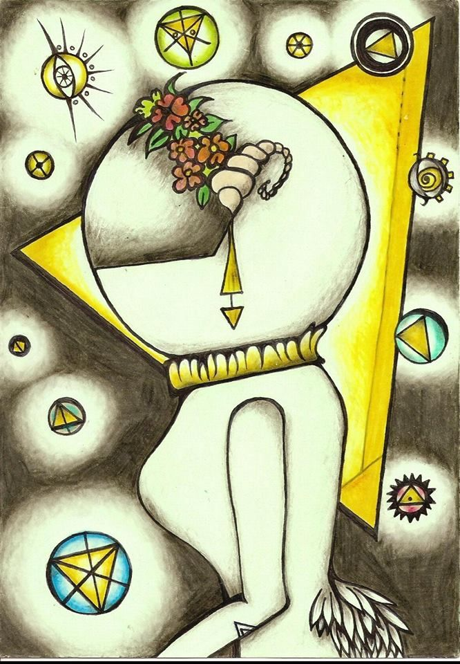 Bride Cosmonaut