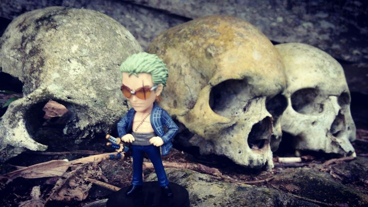 World Collection Figure Roronoa Zoro