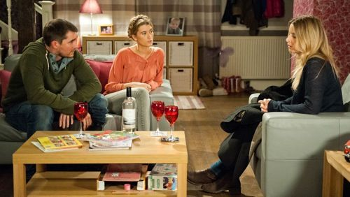 Emmerdale's Charley Webb says Debbie Dingle tries to trap Charity Macey   Emmerdale news and spoilers   SoapSquawk