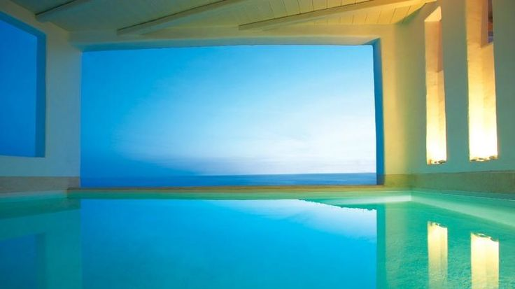 Filled up with blue...  #mykonosblu #luxuryhotel #luxuryaccommodation #luxuryhotelmykonos #hotels #grecotel #luxurytravel #mykonos #mykonosisland #greece #greekislands