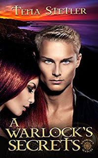 Excerpt Spotlight: A Warlock's Secrets (Demon's Witch Series Book Two) by Tena Stetler + giveaway | I Smell Sheep