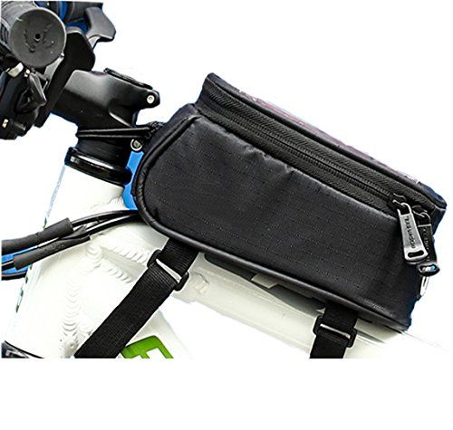 JOY COLORFUL Bicycle Bags Bicycle Front Tube Frame Cycling Packages 4.2,4.8,5.5 inches Touch Screen Mobile Phone Bags Professional Bicycle Accessories (Black, Large) http://coolbike.us/product/joy-colorful-bicycle-bags-bicycle-front-tube-frame-cycling-packages-4-24-85-5-inches-touch-screen-mobile-phone-bags-professional-bicycle-accessories-black-large/