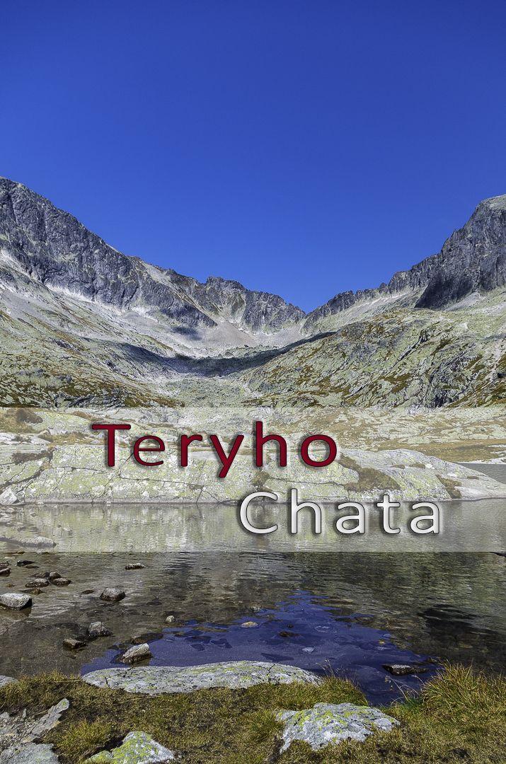 A mountain lake (pleso in Slovak) outside Teryho Chata  http://tripandtrail.com/priecne-sedlo-back/