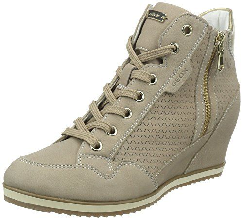 Geox Illusion A, Chaussons montants femme