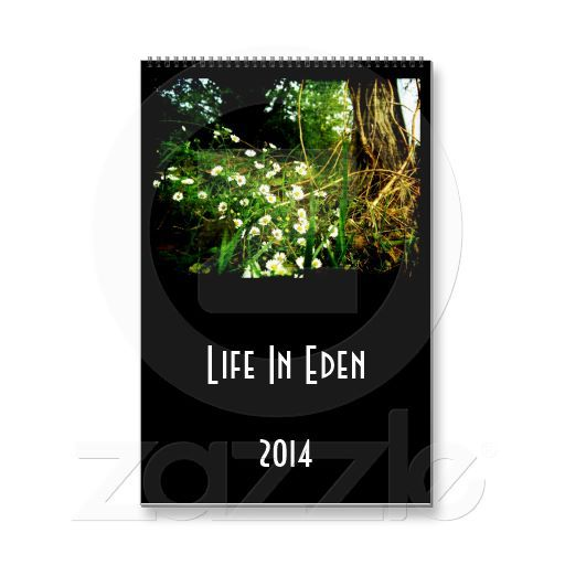 Life In Eden 2014 Calender. Life in Eden, through the images of Groovyal