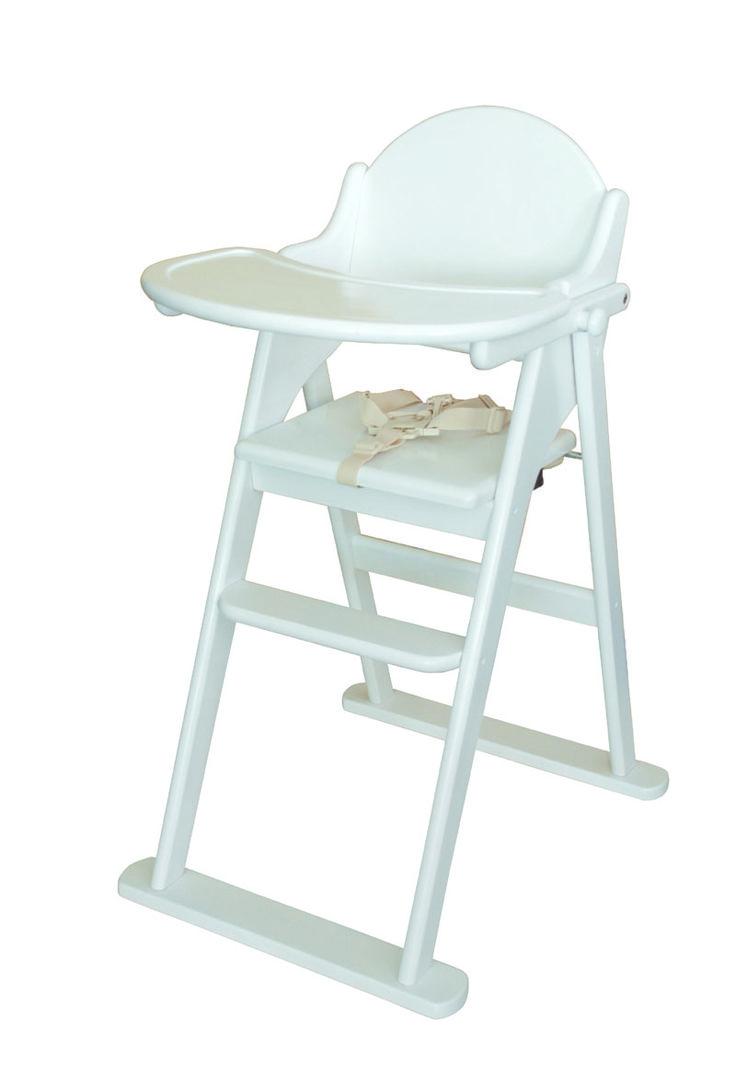 Boon flair pedestal high chair white orange walmart com - Buy East Coast Folding Highchair White From Our Highchairs Range At Tesco Direct