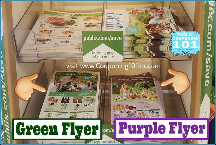 Publix Couponing 101 Beginners Guide | Publix Couponing 101