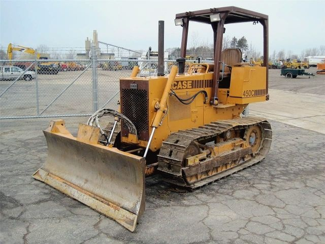Case Crawler Tractor Dozers Httpwwwrockanddirtcom